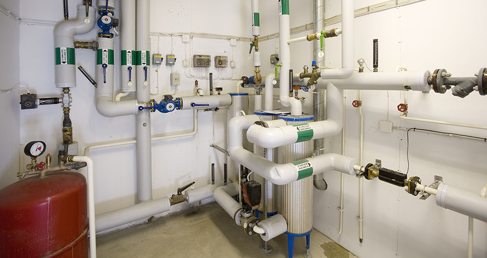 Efficient Heating, Cooling and Refrigeration System Solutions